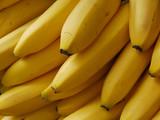 Fototapety Bananen Hintergrund