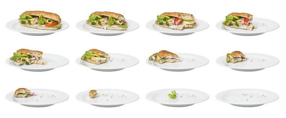 Time Lapse - Sandwich