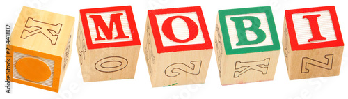 Alphabet Blocks .MOBI