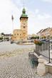 town hall of Retz, Lower Austria, Austria