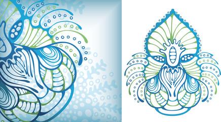Sea Life Microorganism 1