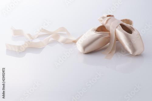 Fotobehang Dance School トウシューズ
