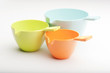Three Measuring Cups