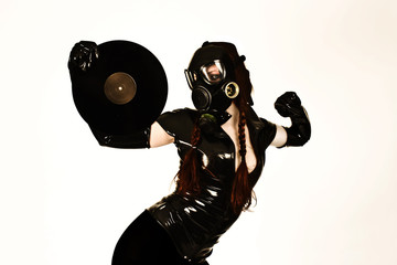 Gaz Mask - Vinyl -