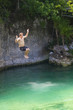 Cliff Jumping Fun