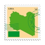 mail to/from Libya