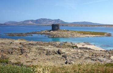 Torre della Pelosa -Sardegna