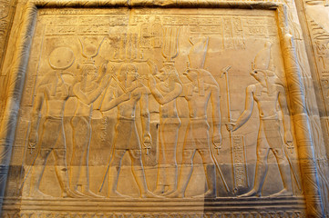 Ancient Egyptian background
