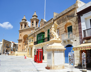 Malta, villaggio di pescatori