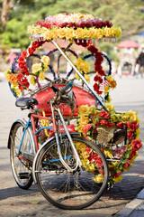 Fahrradrikscha, malaysia