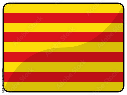 drapeau catalogne catalonia flag