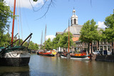 Dutch Canal and Church
