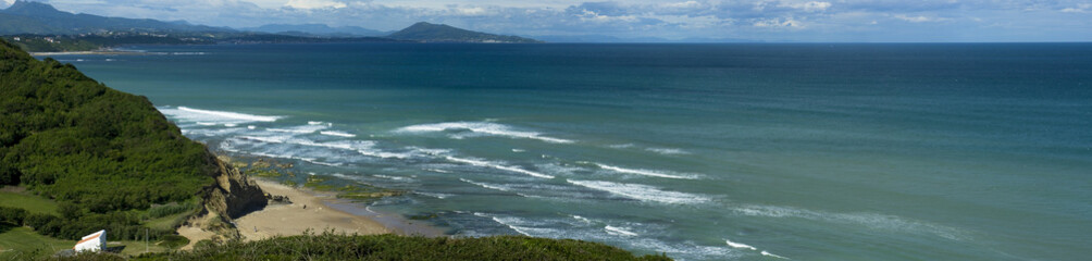 Panoramique océan