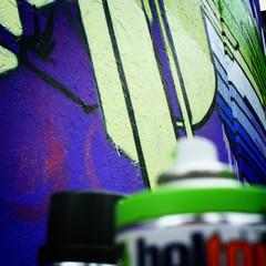 Graffiti - modern way of art