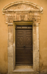 Provence door III