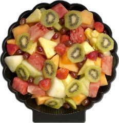 Assorted Fruit Salad Platter