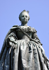 Kaiserin Maria Theresia Denkmal, Wiener Neustadt