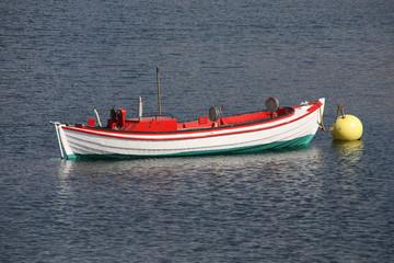Boat in Iceland
