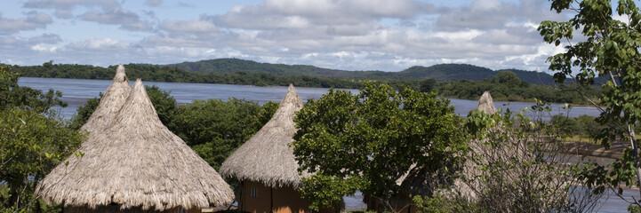 Panoramica Río Orinoco, venezuela