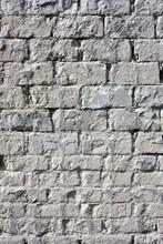 Białe cegły