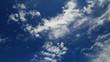 Schoenwetterwolken