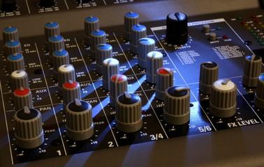Mixer one