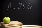 Fototapety A,B,C education