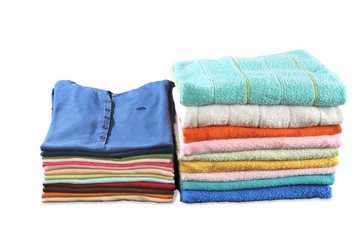 Towels and close