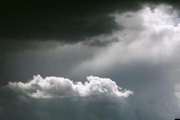 Wolke, Wolken, düster, Unwetter, Sturm