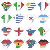 tshirt flags