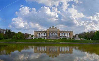 Schonbrunn, Pavilion Glorietta