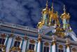 Dans le palais de Tsarkoie Selo