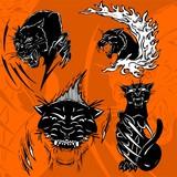 Black Puma . Predators. poster