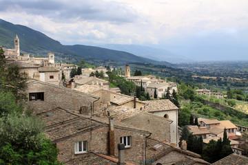 Assisi (IT) - Panorama