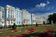 Dans le jardin du Palais de Tsarskoye Selo
