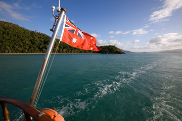 Australische Flagge