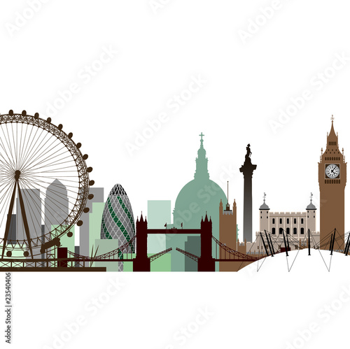 London Cityscape
