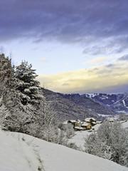Cerca del Parque Nacional de Ordesa y Monte Perdido