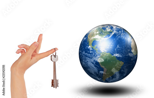 keys to the whole world