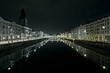 Gothenburg canal night scene - 23545899