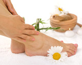 Fototapety Feet Spa