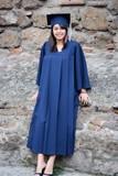 Fototapety Hispanic graduate