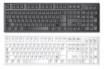 PC computer keyboard