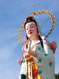 chinese goddess,guanyin poster