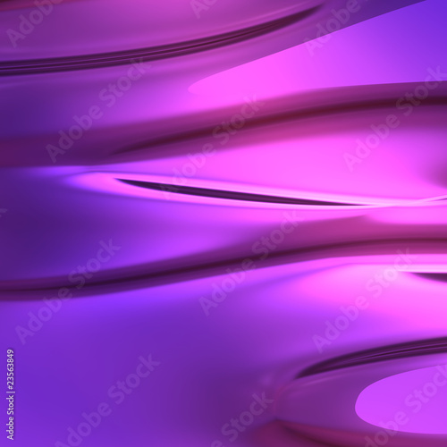 poster of Fluid flowing colors