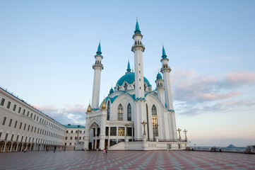 the kazan mosque