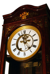 настенные часы. циферблат