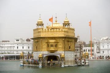 The Golden Temple, Amritsar, Punjab, India