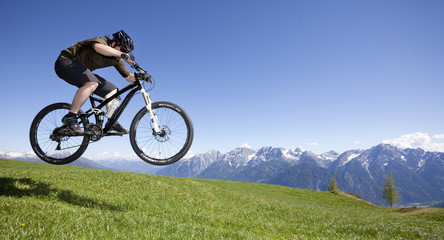 Mountainbike Sprung Speed