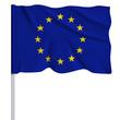 Leinwandbild Motiv Flaggenserie